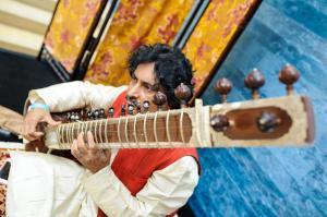 Epic India - Blanton Museum Event Photography