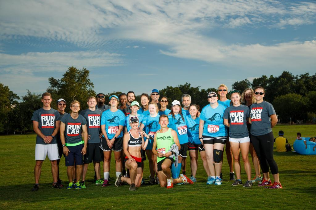 Kayleigh's Club Running Team - Empowered Coffee - Down Syndrome