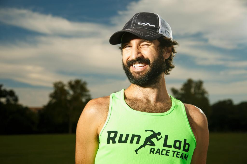 Run Labs Relay Team Headshot - Zilker Relays 2017 - Run Labs and Empowered Coffee Shop - Head-shots and Relay Race Photography