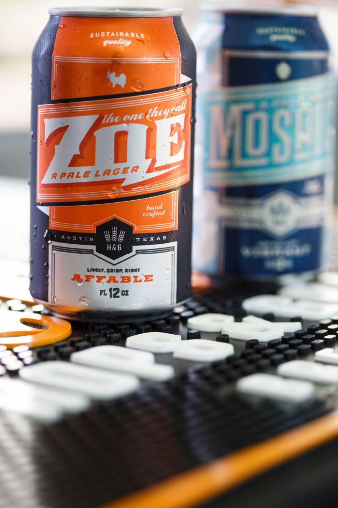 Austin Hops and Grains Zoe and Mosaic Beer at the Austin Farm to Table Gala 2018 - Barr Mansion Event Photography