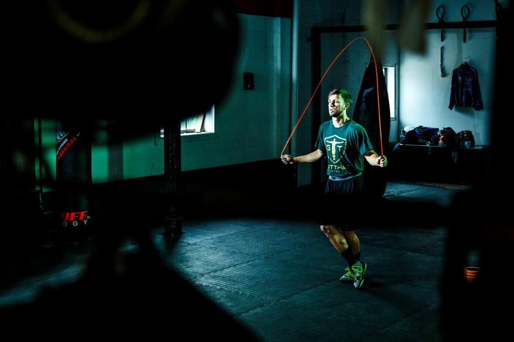 Got That Sports Where - Commercial Apparel Photography - Boxing in Houston - Houston Boxing Gym