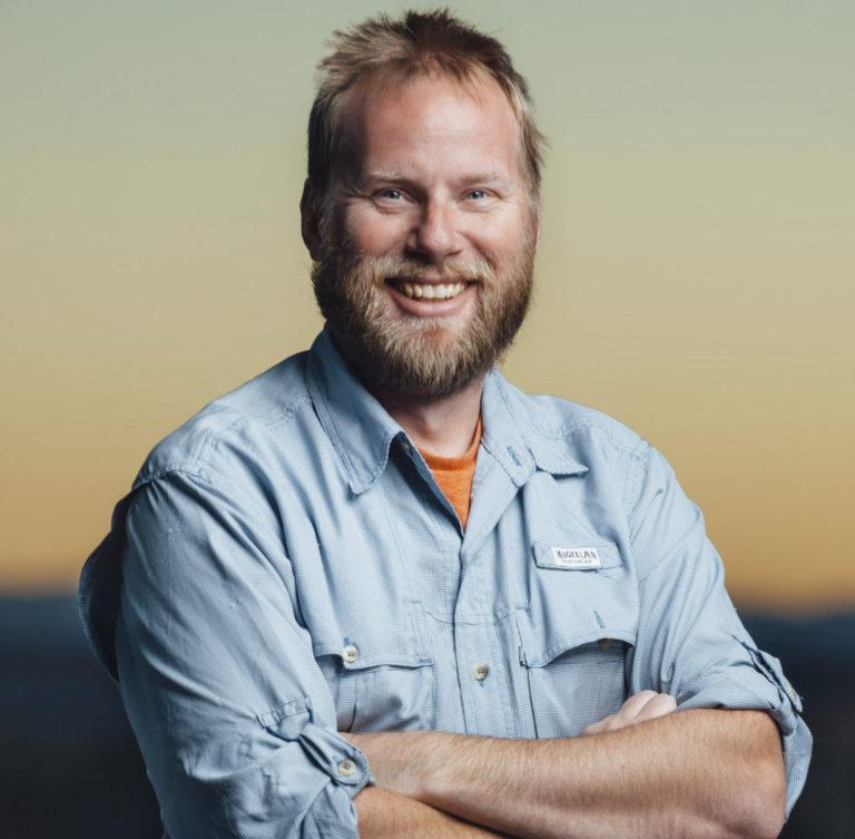 Josh Baker - Austin Commercial Photographer - Personal Headshot